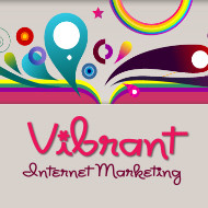 Vibrant Internet Marketing Website Redesign