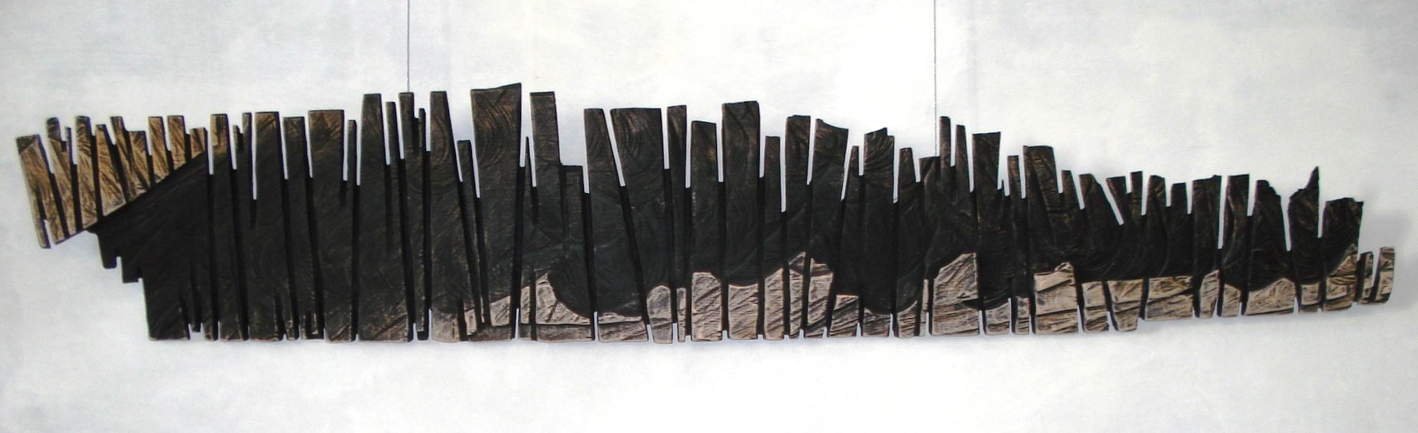 Notenblatt für eine Singende Säge