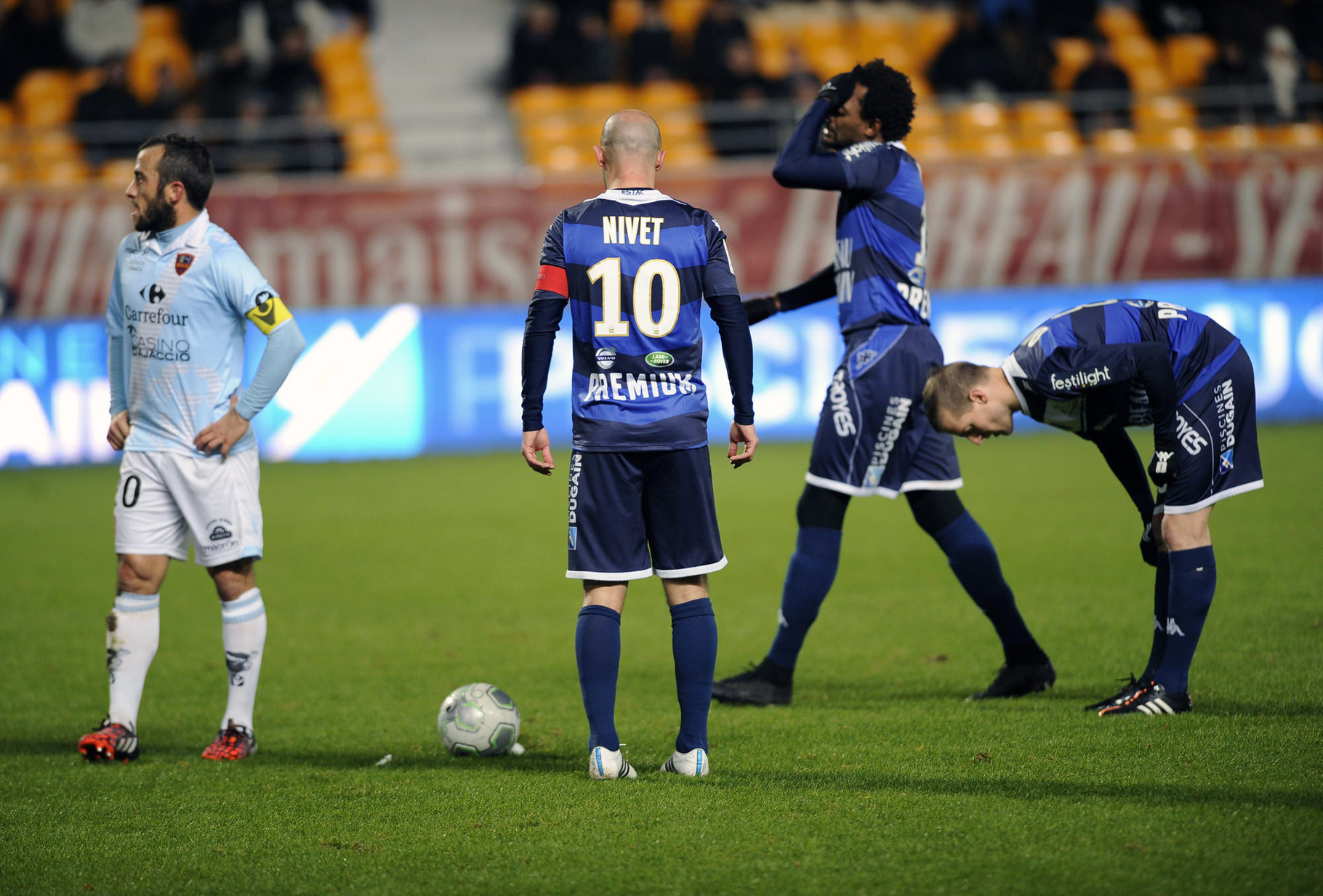 Photos site officiel ESTAC