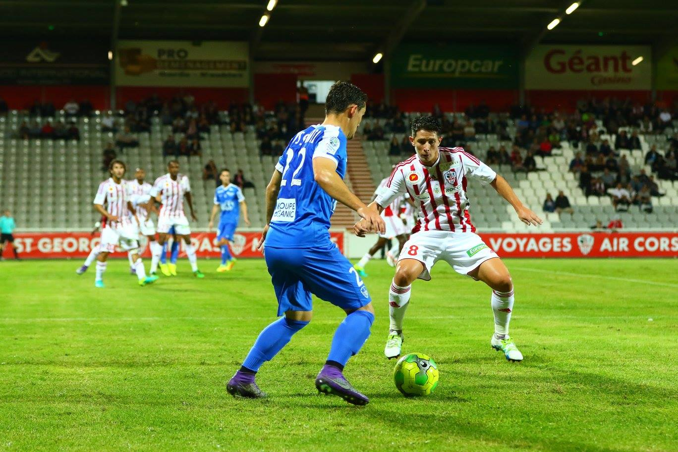 photos stade brestois