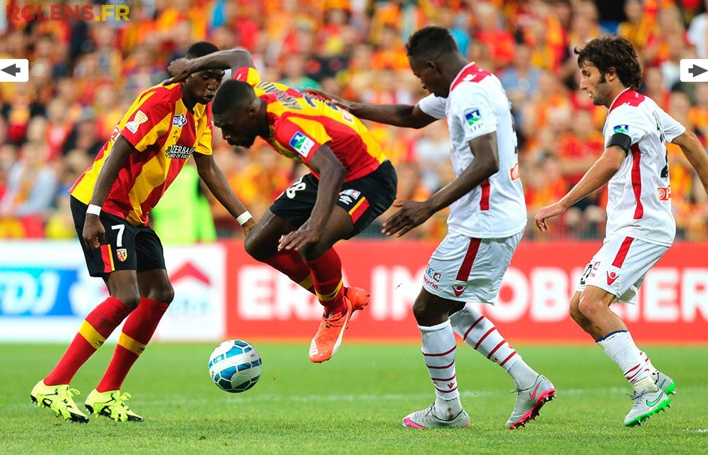 Site officiel RC Lens