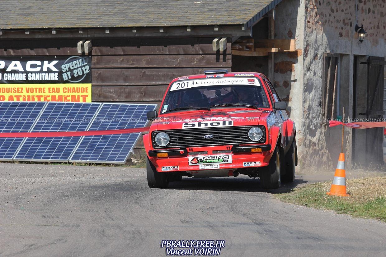 Pierre-Louis Loubet - Vincent Landais (pb rallyes)