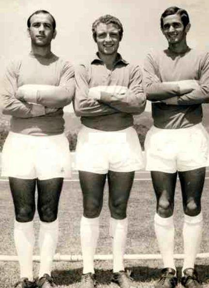 Paolo Farina, Louis Piercecchi et Jean-Claude JUILLIARD