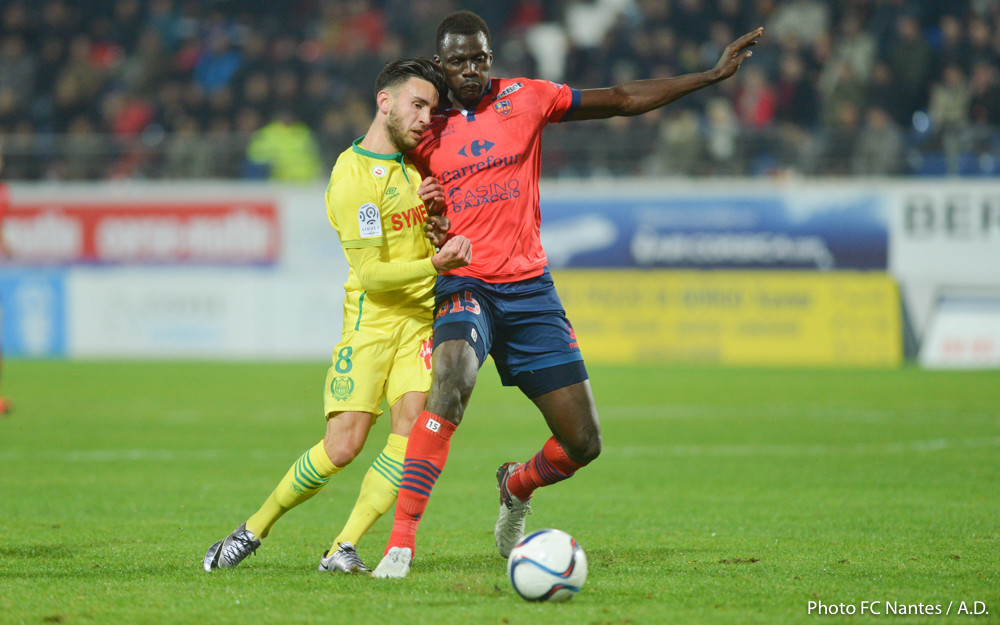 Photo site FC Nantes