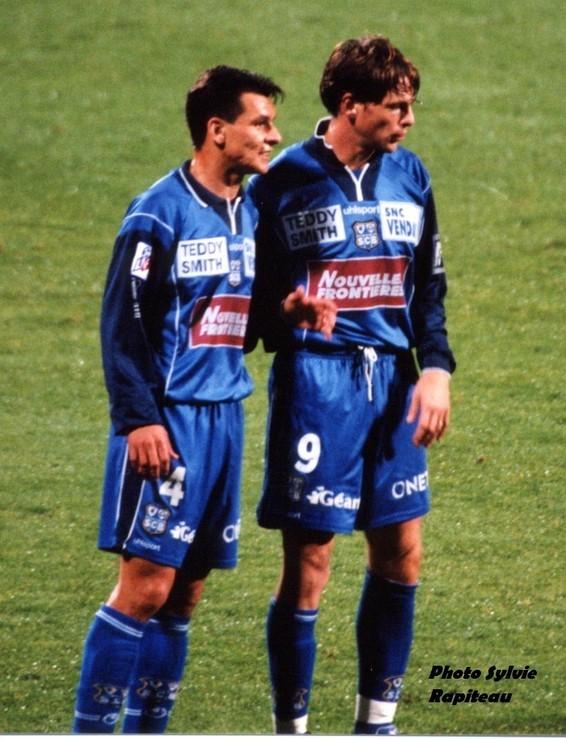 Démétrius FERREIRA et Frédéric NEE