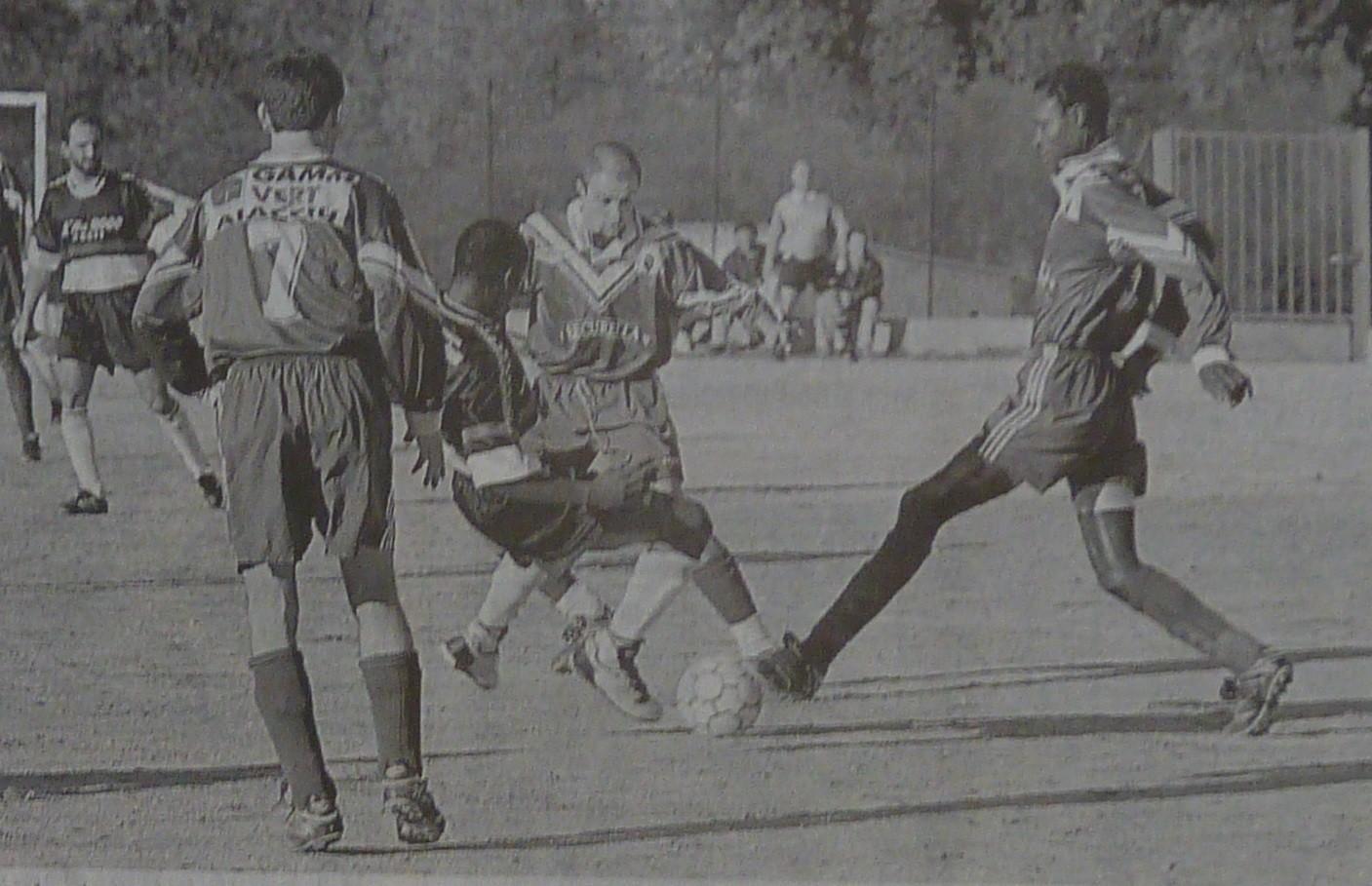 7e j : Bocognano-FCCC