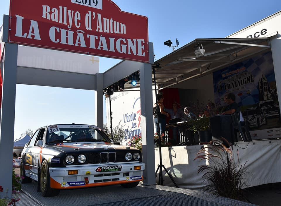 Marc Valliccioni - Marie Josee Cardi (championnat de france des rallyes)