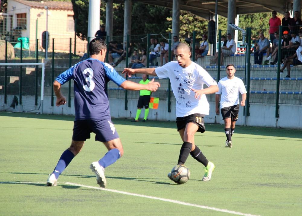 W Jendoubi (Balagne)-Sud FC . Photo : X Romieu