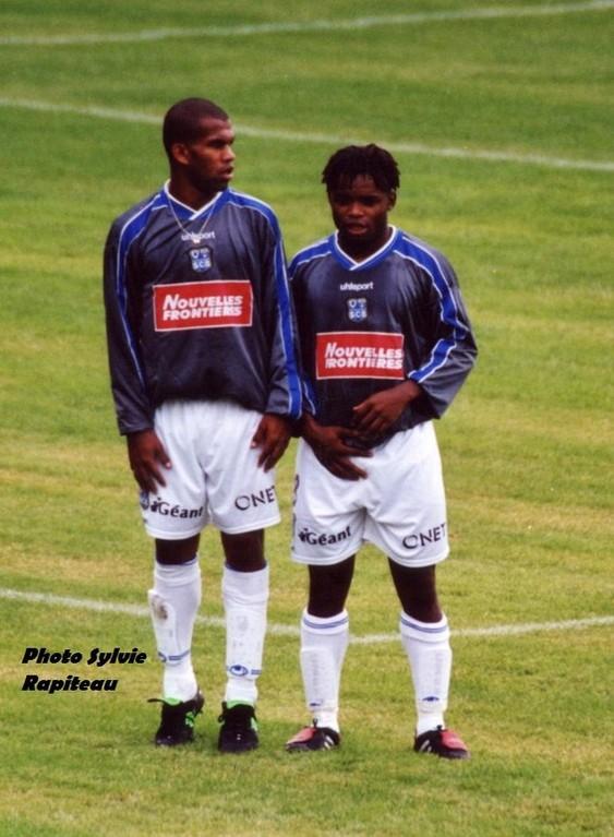 Benjamin AJIBOYE et Paul ESSOLA