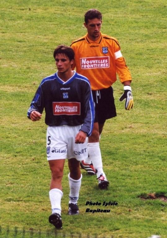 David SALADINI et Nicolas PENNETEAU