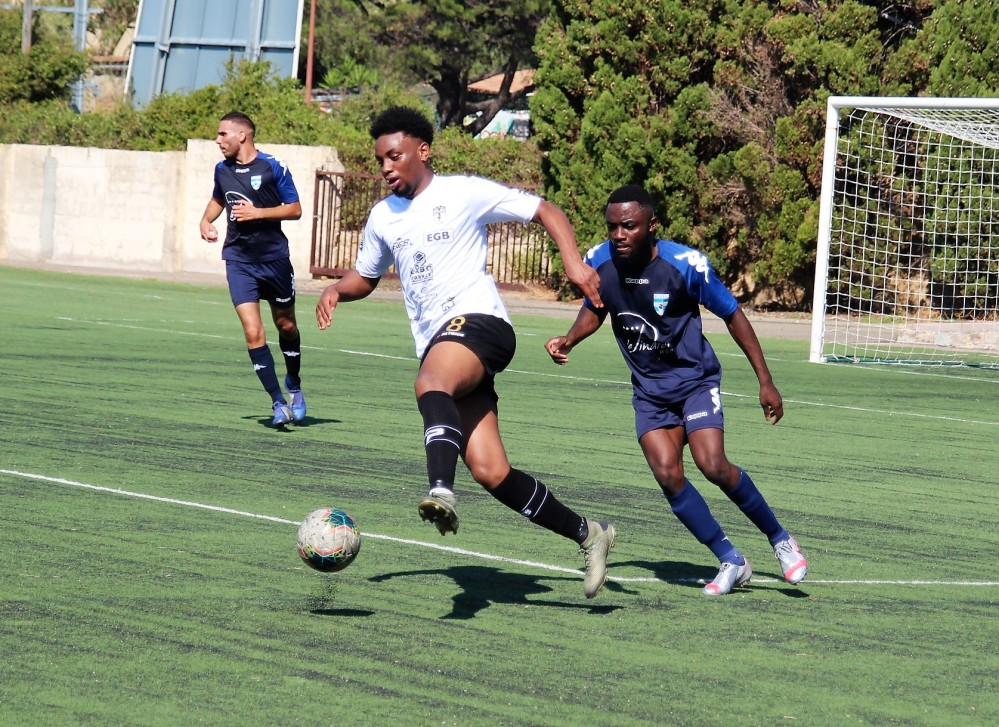 Diallo (Balagne) -Sud FC . Photo X Romieu