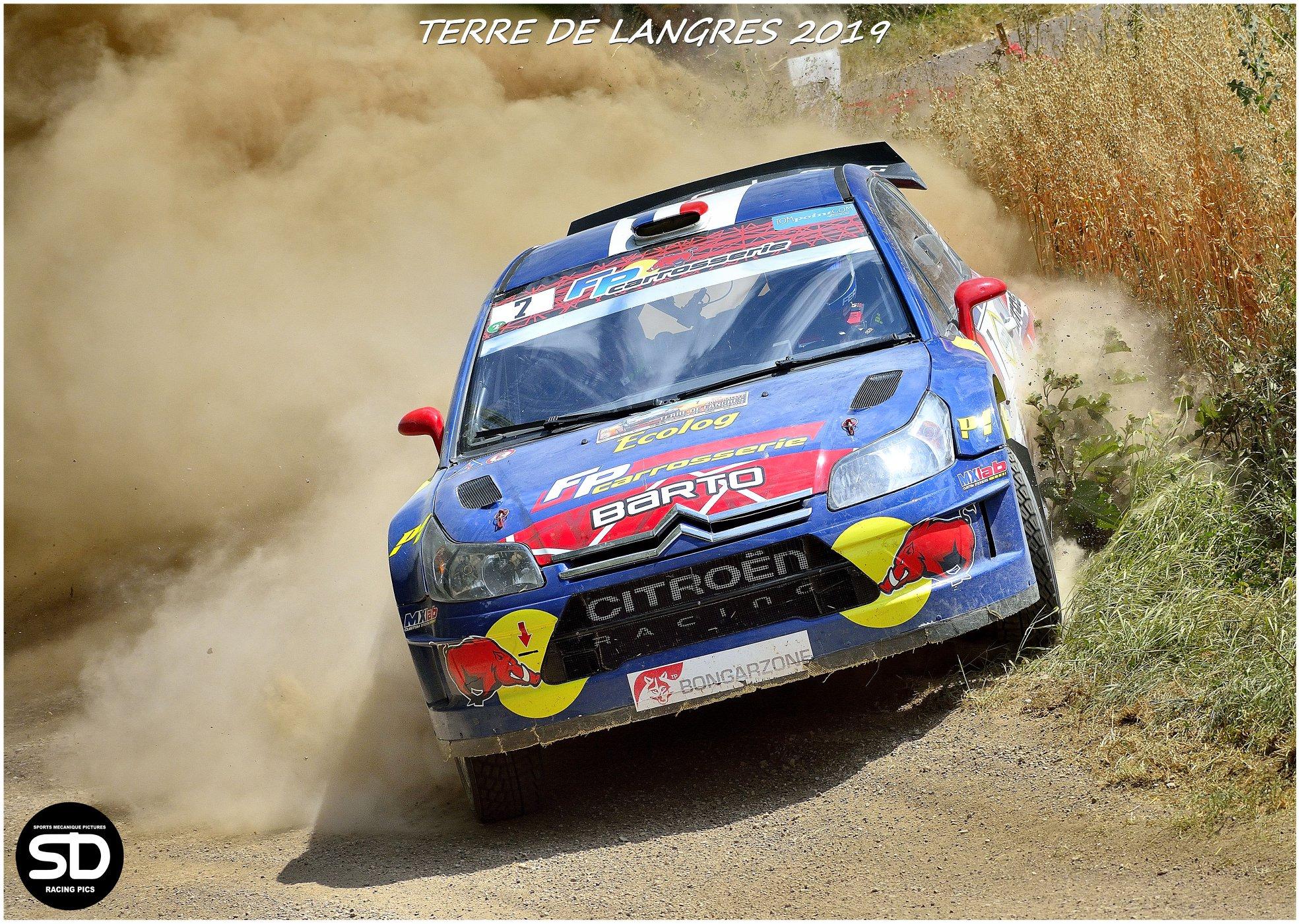 Cyrille Feraud-Jean Paul Lazzarini (SD RacingPics)