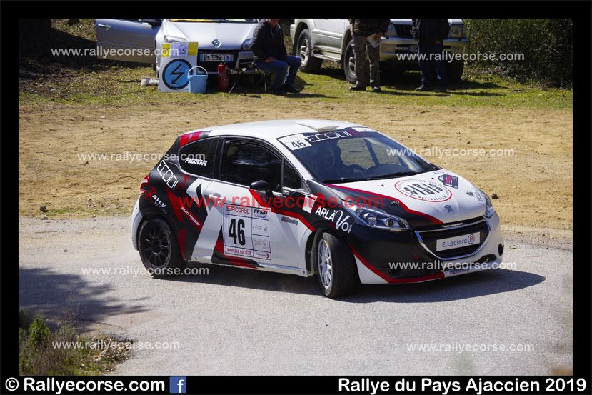 photo rallyecorse