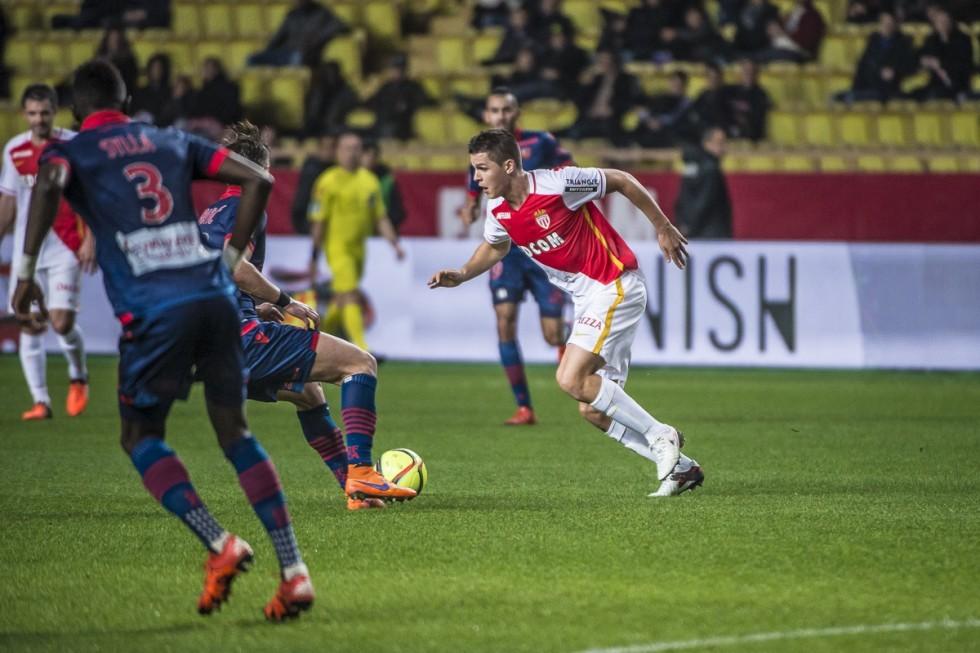 Site off AS Monaco