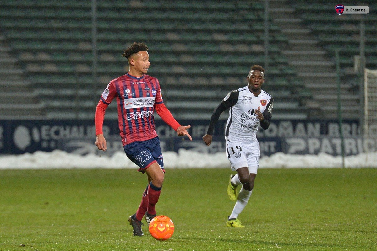 photo clermont foot