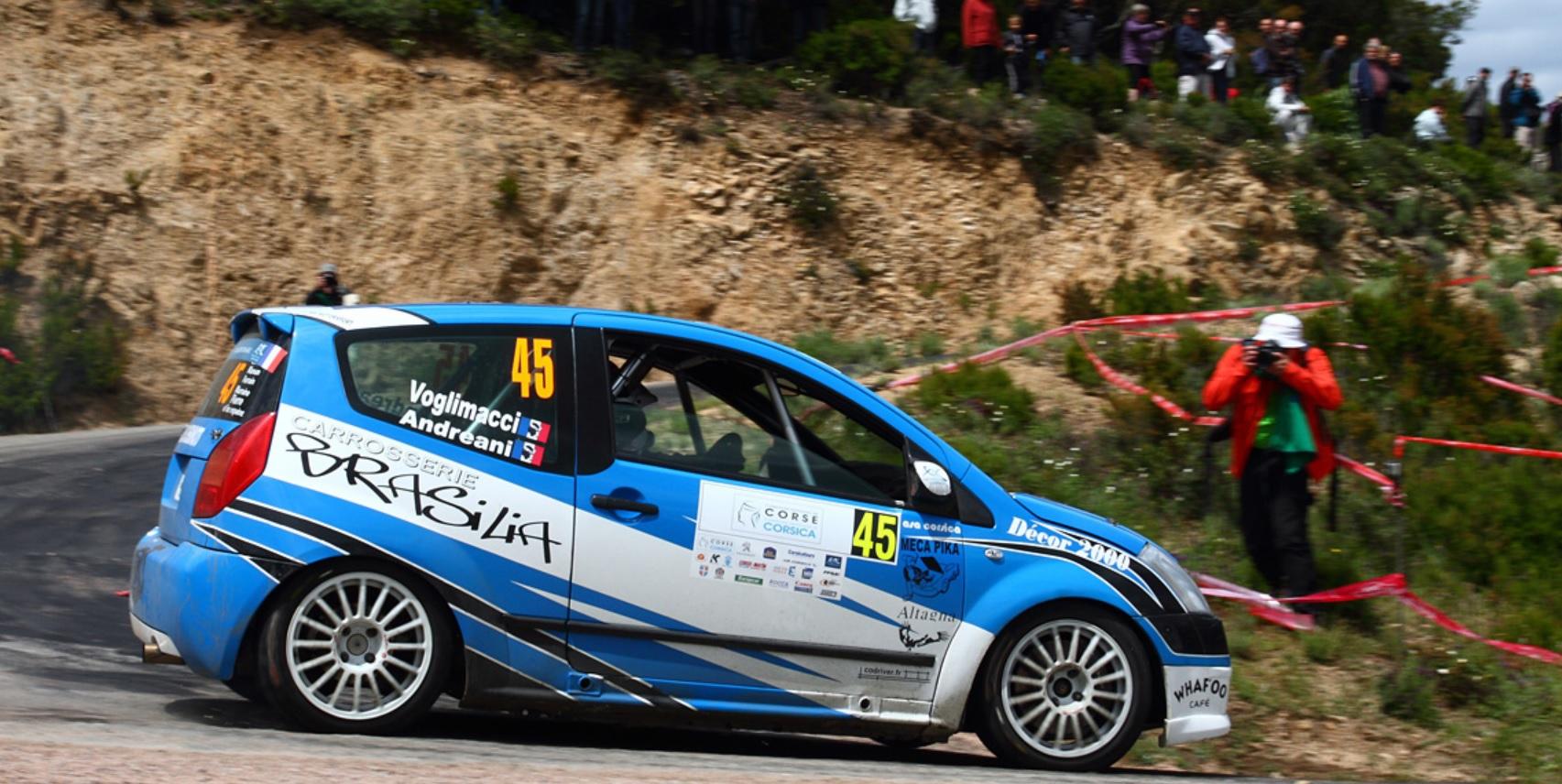 Andréani-Voglimacci .Photo Rallye-Mania-cz