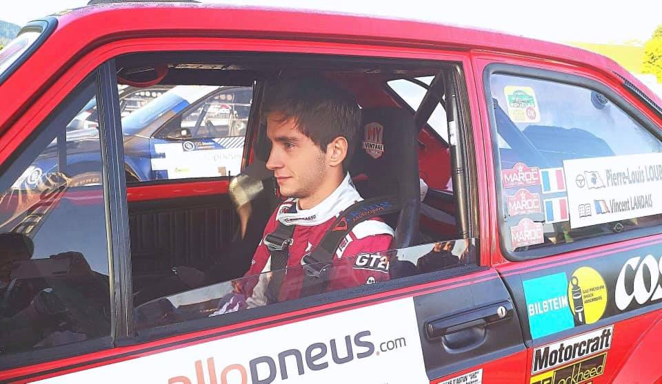 Pierre-Louis Loubet - Vincent Landais (championnat de france des rallyes)