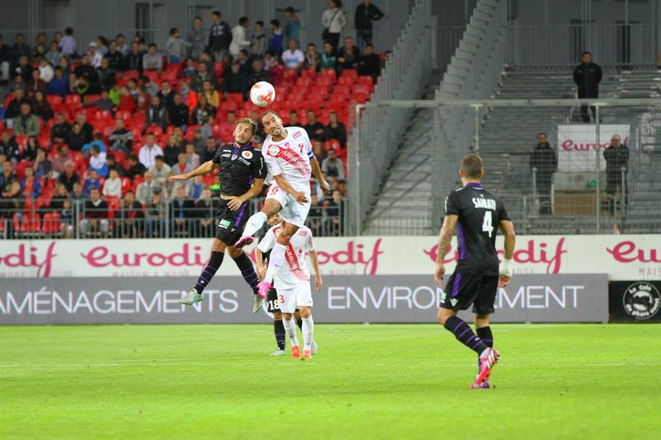 Photos site off Stade Brestois
