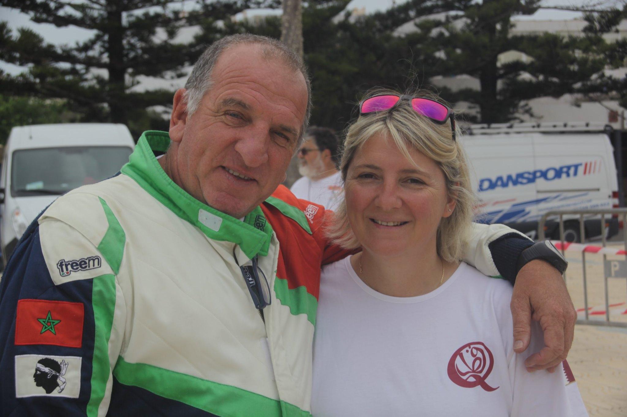 Dumè Savignoni et Sabrina De Castelli