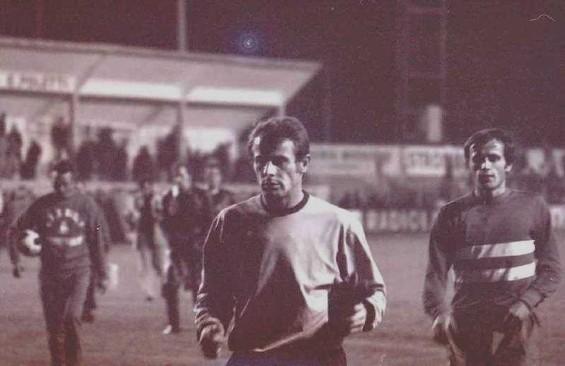 Ilja Pantélic et Robert Buigues face à Angers