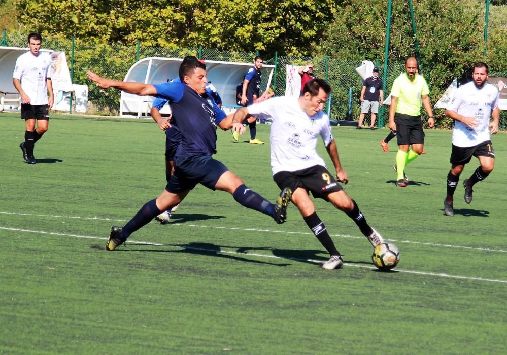 C Gaffory (Balagne) -Sud FC . Photo : X Romieu