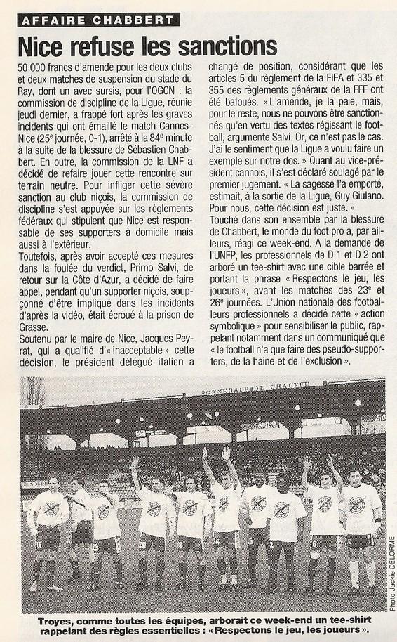 Documents France Football