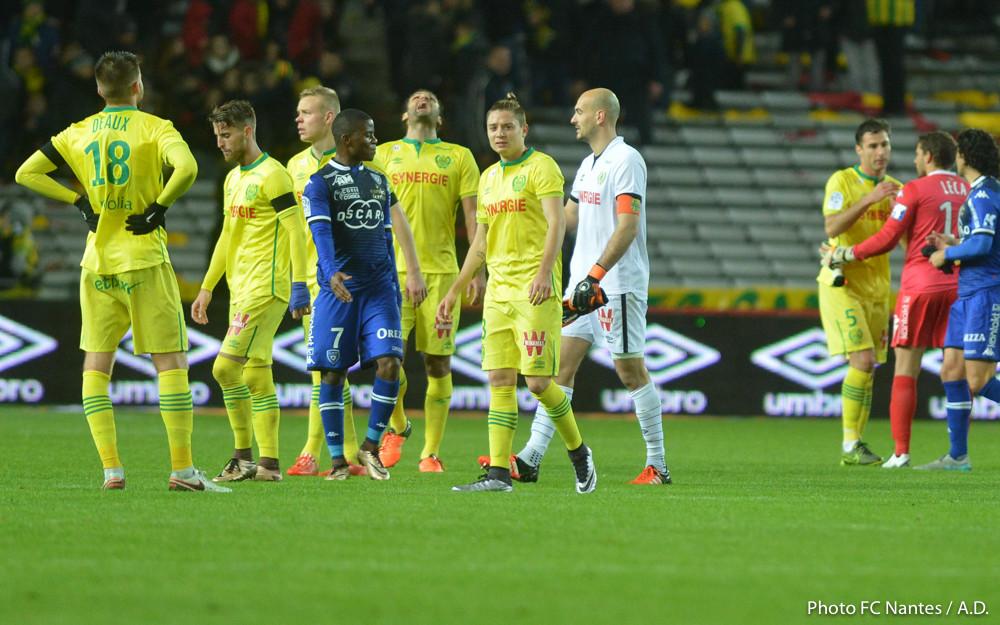 Site off FC Nantes
