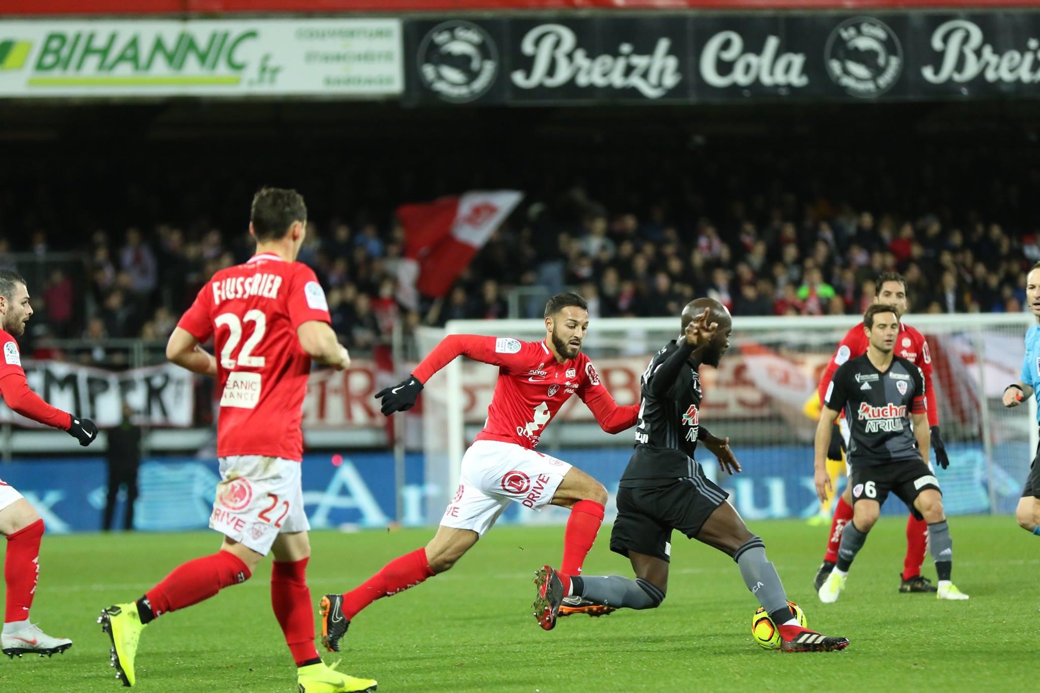 site Stade Brestois