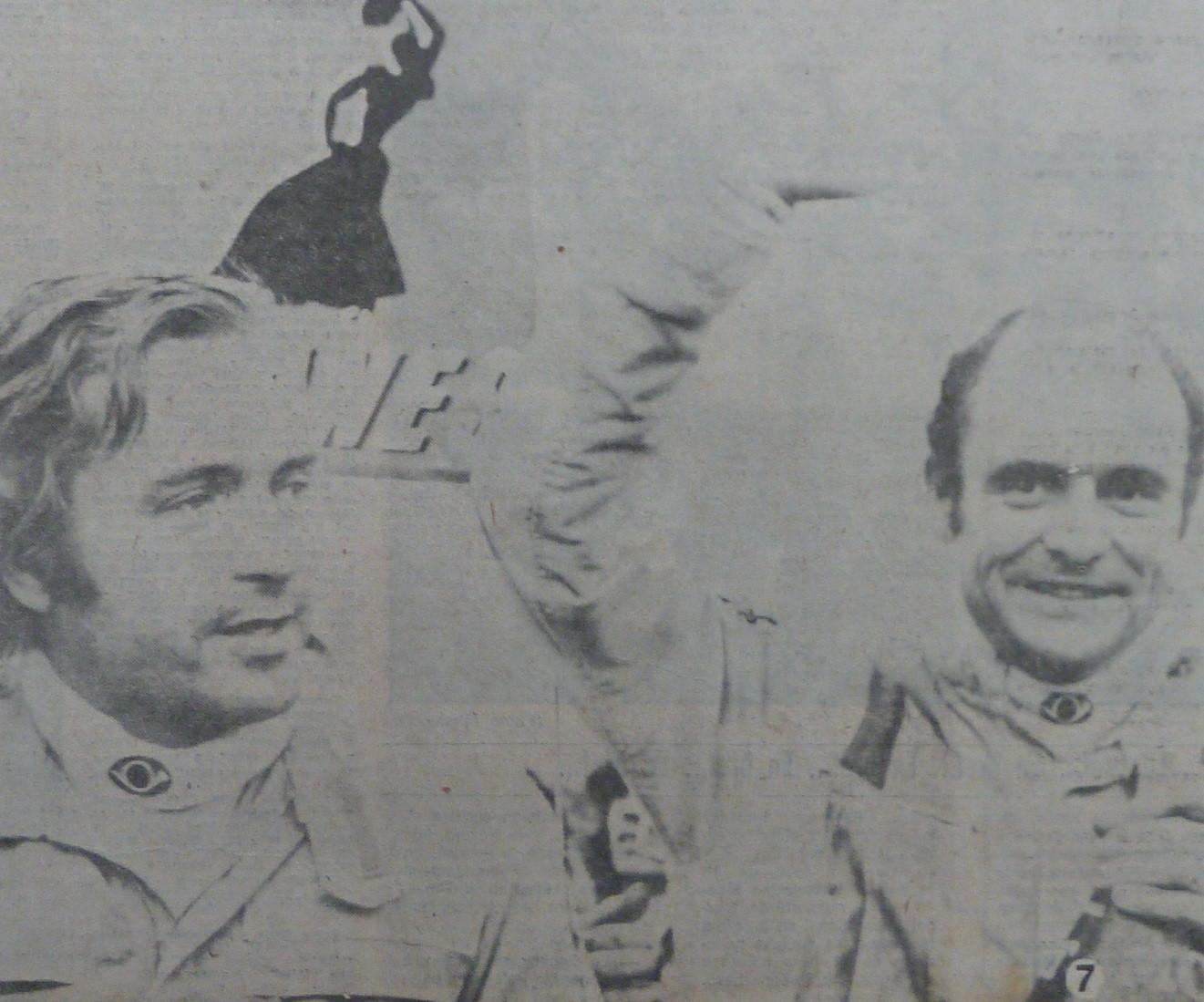 Bernard DARNICHE et MAHE