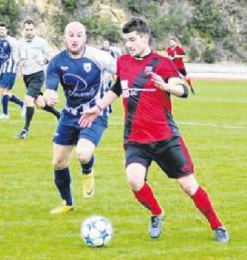 Nironi (Propriano) face à Quinternet (Sud FC)