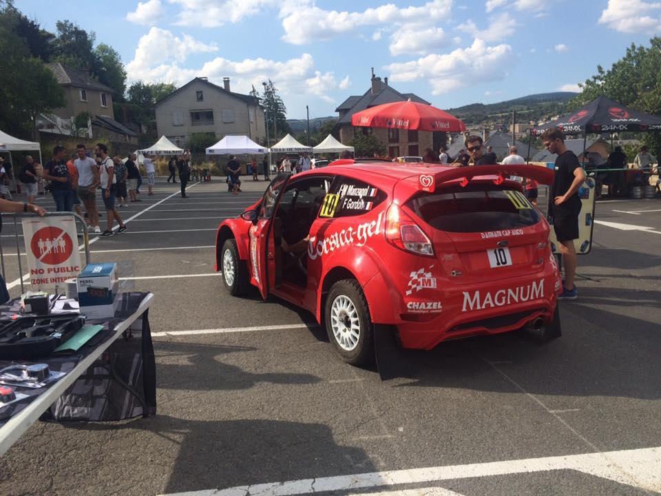 Jean Marc Manzagol - Fabrice Gordon (GT2i)