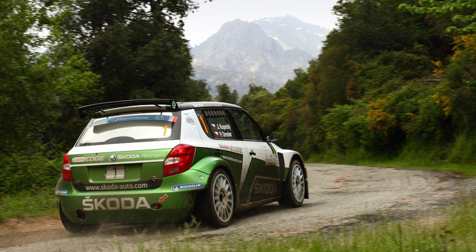 Kopecki-Dresler . Photo Rallye-Mania-cz