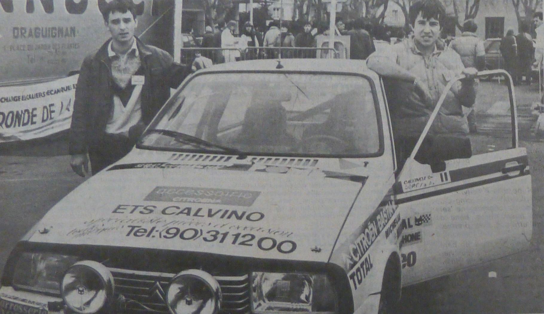 Eric CALVINO-DOREY
