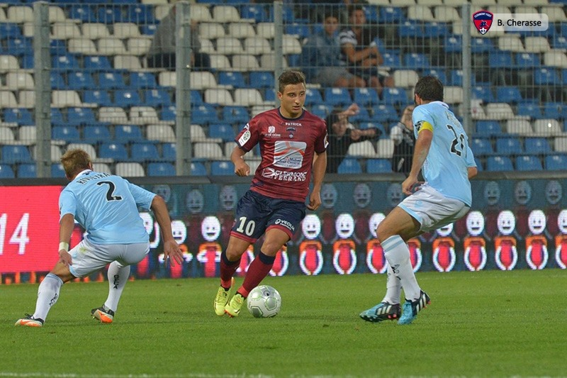 Photos site off Clermont Foot