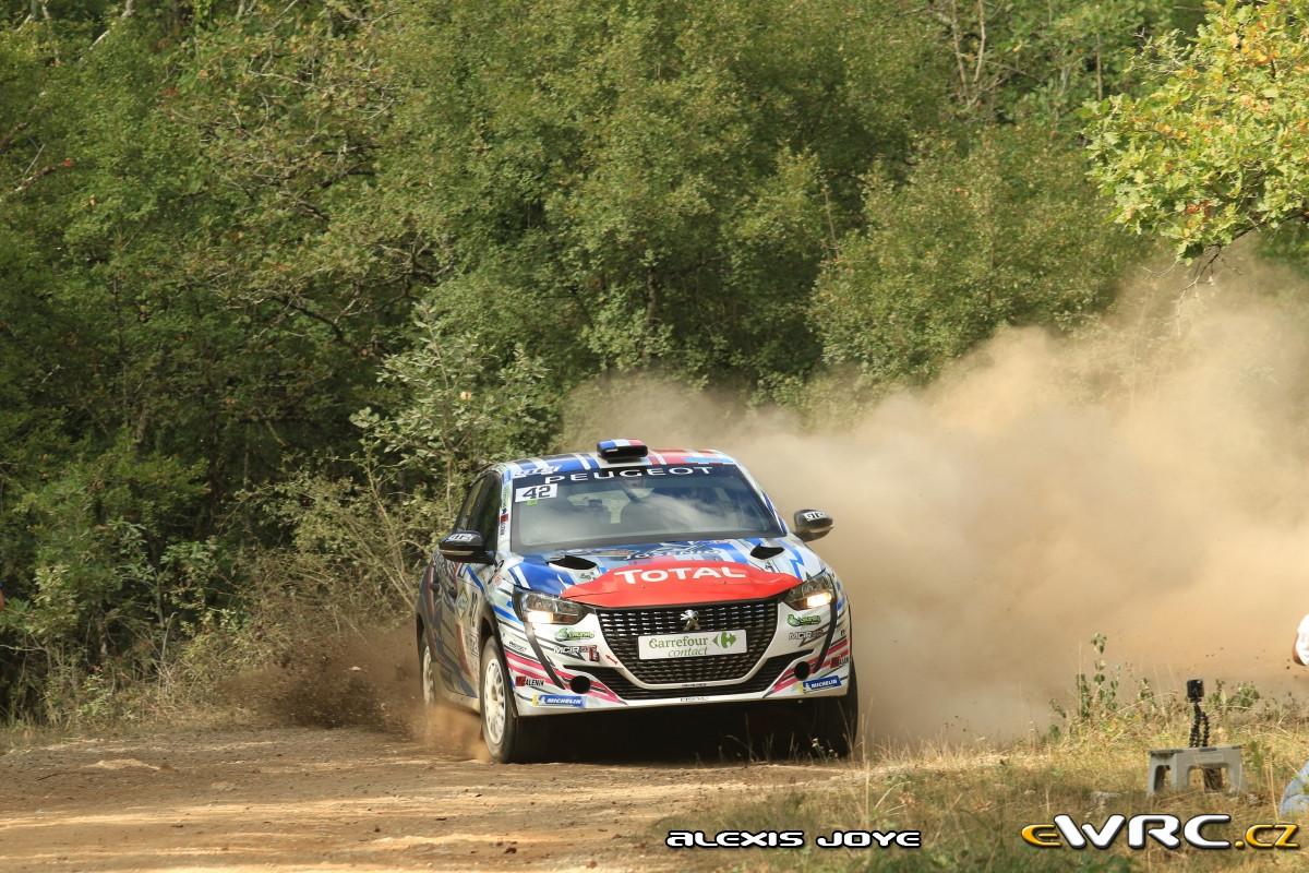 Mathieu Franceschi-Benoit Manzo (1ers Classe RC4)
