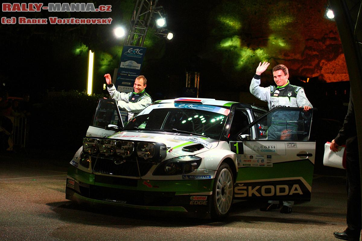 Kopecky-Dresler . Photo Rallye-Mania-cz
