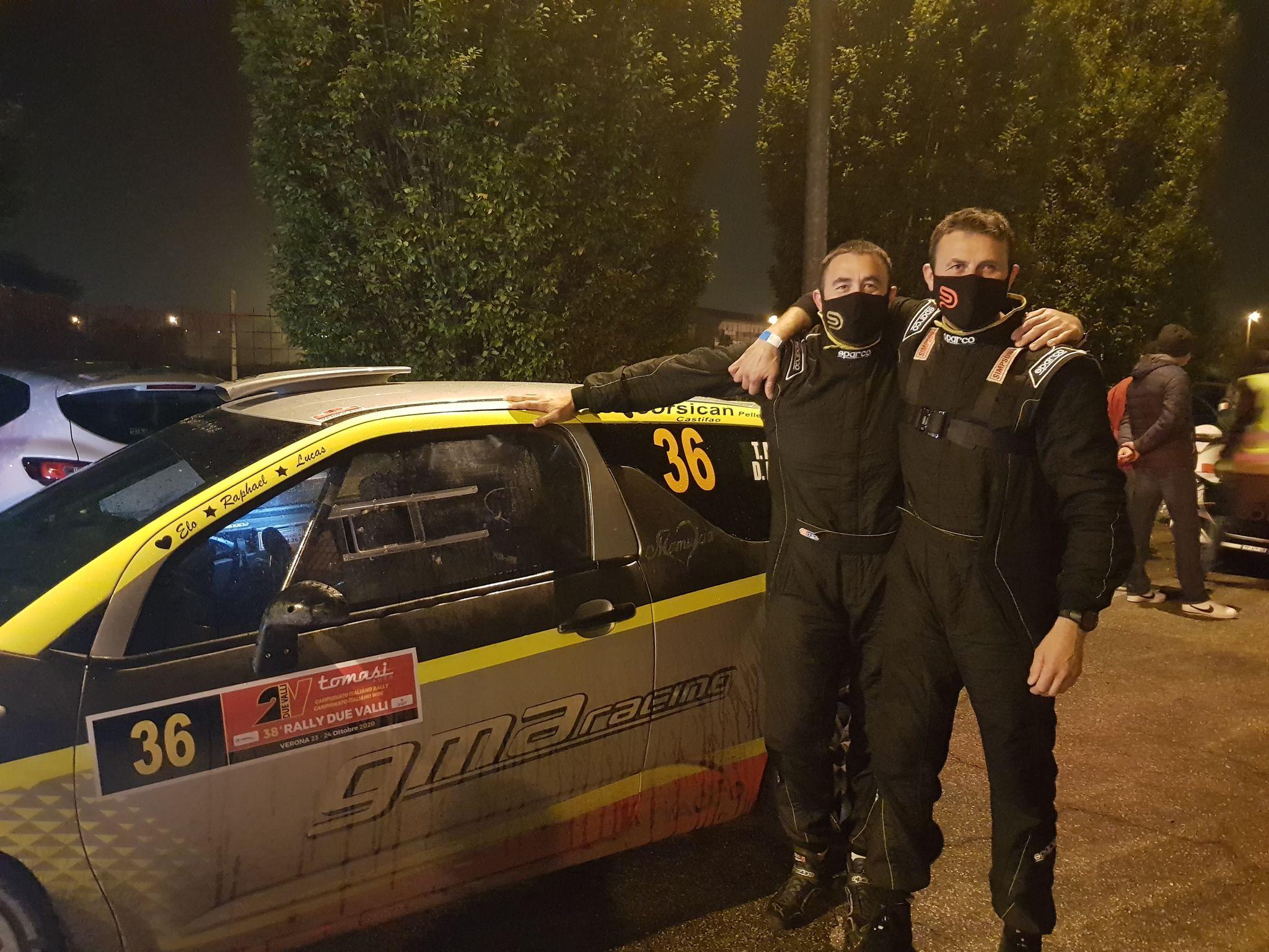 Thierry et David Agostini