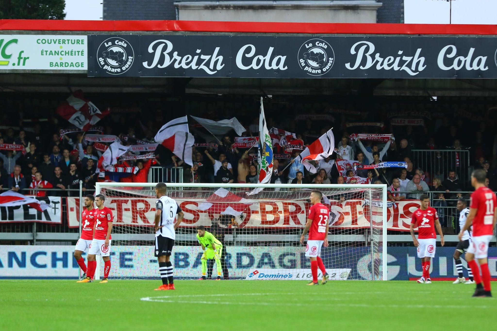 site off stade brestois