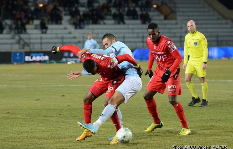 Photos Site officiel Dijon FC