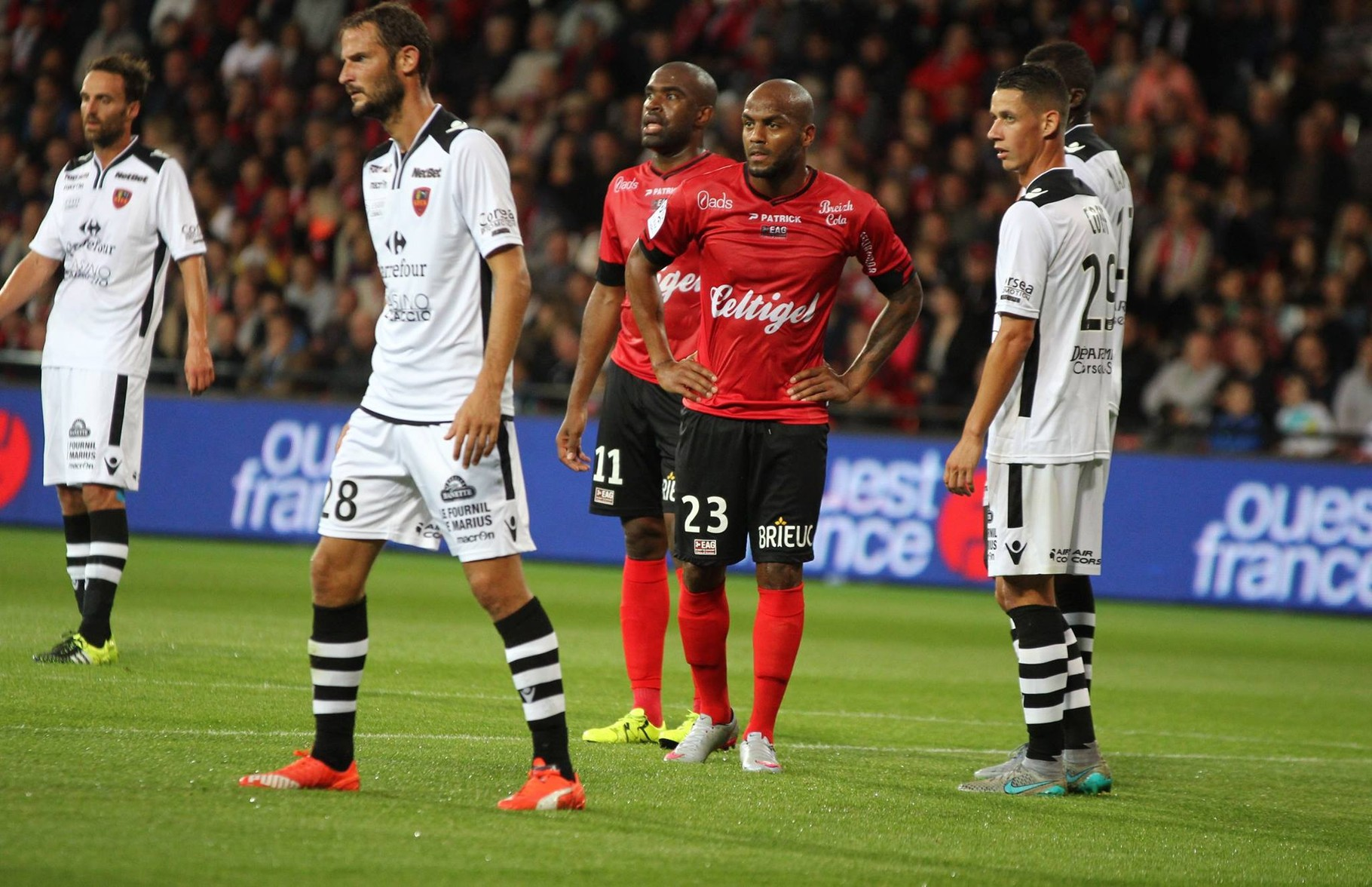 Photo site off EA Guingamp