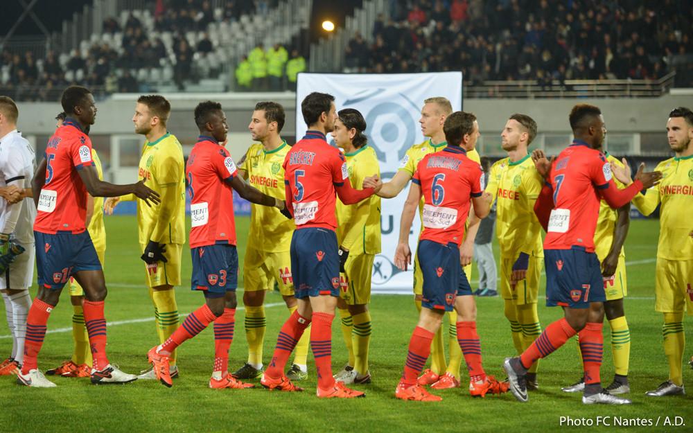 Photo site FC Nantes