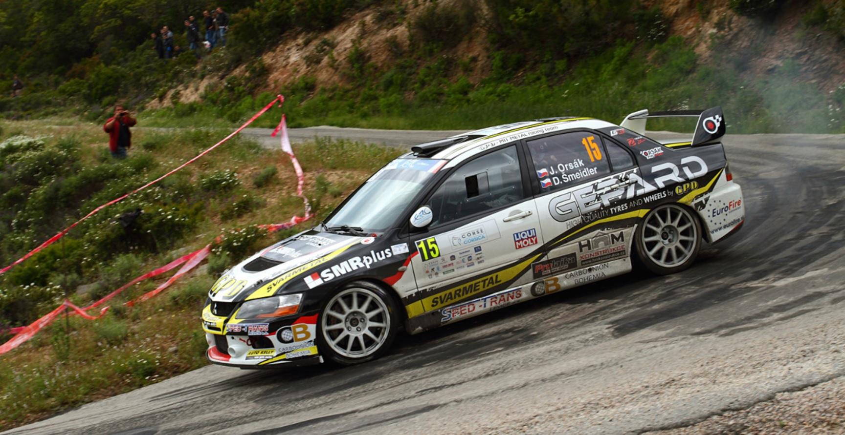 Orsak-Smeidler . Photo Rallye-Mania-cz