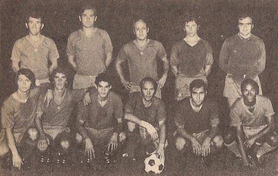 GFCA  SAISON 1970-1971