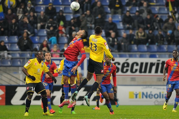 Photos site off FC Sochaux