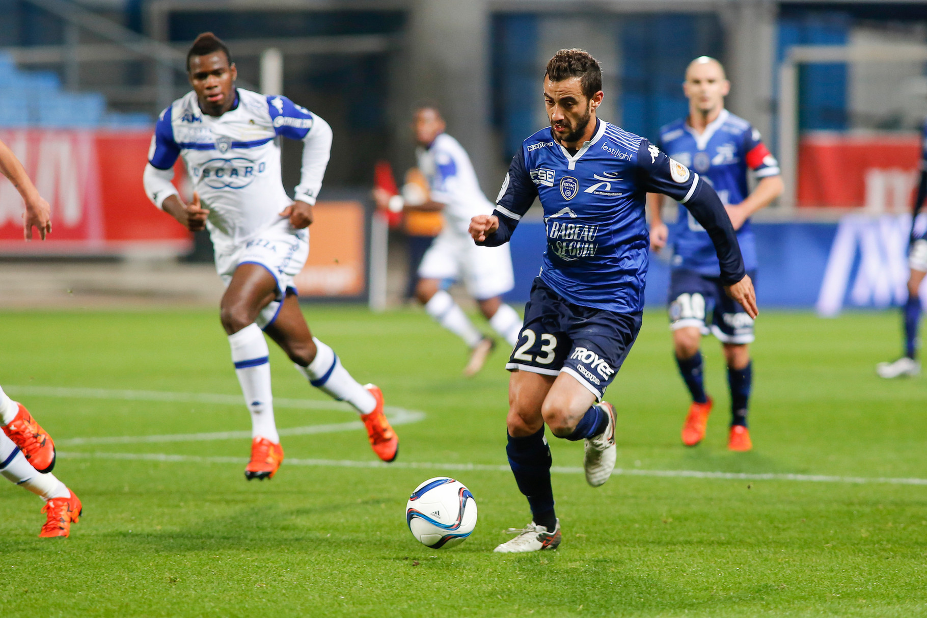 Site Officiel ESTAC