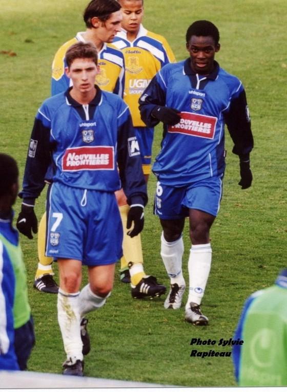 Jean-Christophe LAMBERTI et Mickael ESSIEN