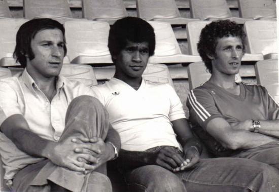 Dragan DZAJIC-Jacques ZIMAKO et André GUESDON