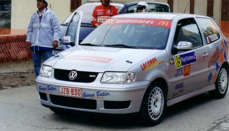 32e. Tisseuil Alain - Murcia Corinne