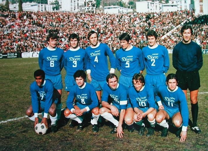 Coupe de france 1970 1971 corse football - Finaliste coupe de france europa ligue ...
