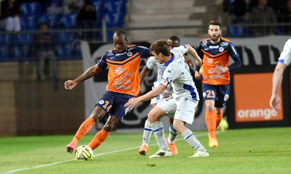 site off montpellier hsc